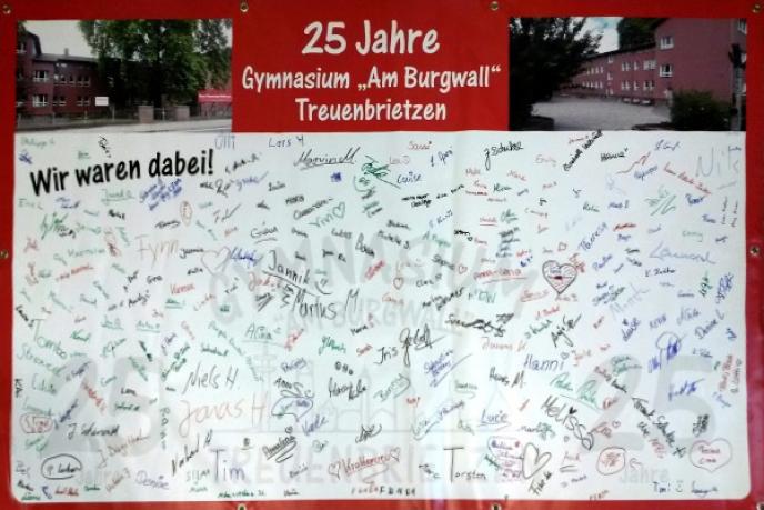 27 Jahre Gymnasium