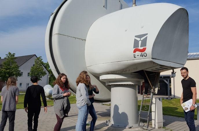 Staunen in Feldheim – ein Besuch mit vielen neuen Eindrücken