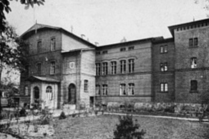 Haupthaus (Hauptgebäude)
