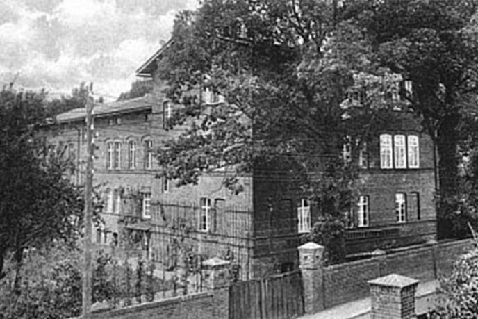 Bilder alte Schule